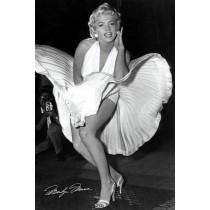"Filmplakat - Marilyn Monroe ""Seven Year Itch"""