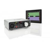 Focusrite iTrack Solo Lightning, 2-kanals lydkort for iPad/PC/Mac