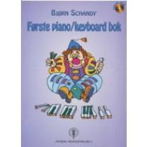 Første Piano/Keyboard bok (Schandy)