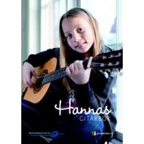 Hannas gitarbok m/CD