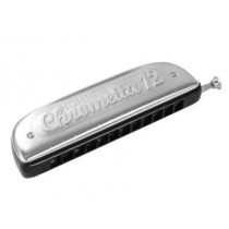 Hohner Chrometta 14 257/56 C - Kromatisk munnspill