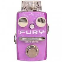 Hotone FURY-SFZ-1 - Violet Analog Fuzz Pedal