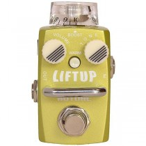 Hotone LIFTUP-SDB-1 - Yellow Analog Overdrive Pedal