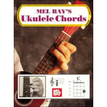 Mel Bay's Ukulele Chords - Akkordbok for ukulele *