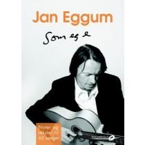 Jan Eggum Som eg e - 60 sanger - noter, tekster, tabulatur *