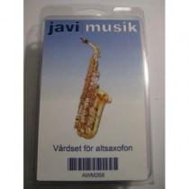 Javi AWM268 - Vedlikeholdssett for altsax