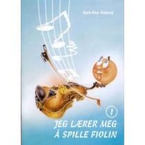Jeg lærer meg å spille fiolin 1 - Kjell-Åke Åsberg