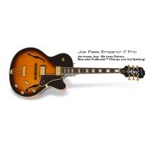 Epiphone Joe Pass Emperor-II Pro - Vintage Sunburst