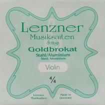 Lenzner/Optima Goldbrokat 1000-44 - Fiolinstrenger