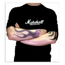 Marshall SHRT-00070 - T-Shirt, Large