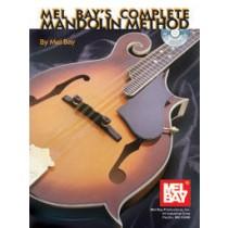 Mel Bay's Complete Mandolin Method - Opplæringsbok med DVD