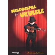 Melodispill for ukulele - Pelle Joner og Dag Skarvang *
