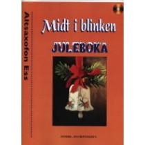 Midt i blinken Juleboka - Altsaxofon