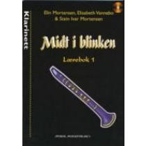Midt i blinken - Klarinett, lærebok 1