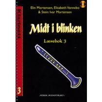 Midt i blinken - Klarinett, lærebok 3