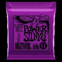Ernie Ball EB-2220 - Power Slinky el.gitarstrenger 0.11