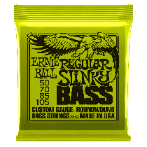 Ernie Ball EB-2832 Regular Slinky Roundwound basstrenger