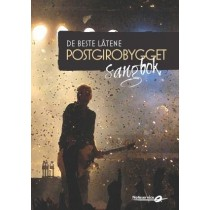 Postgirobygget - Sangbok - 22 av de beste låtene