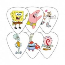 Spongebob Players Pack - Character Medium 6-pack