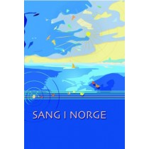Sang i Norge - Spiralinnbinding *