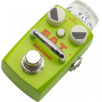 HOTONE SKYLINE STOMPBOX FAT SBF-1 Single Footswitch Analog Buffer/Boost Pedal