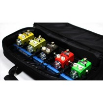 HOTONE SKYBOARD Skyboard Junior SPB-1 Pedalboard with bag, for 5 Skyline pedals Pedalbrett