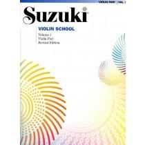 Suzuki Violin School Volum 1 - Violin part - Revidert utgave