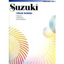 Suzuki Violin School Volum 2 - Violin part - Revidert utgave