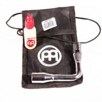 Meinl KEY-02 Tuning Key 13mm/14mm, Chrome w/Bag