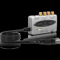 Behringer U-Control UCA202 - Lydkort med 2 inn/2 ut og optisk S/PDIF utgang