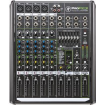 Mackie 8-channel Professional Effects Mixer with USB