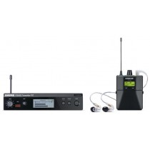 Shure PSM300 Premium Wireless Personal Monitor System mSE215