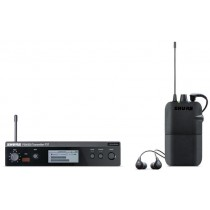 Shure PSM300 Stereo Wireless Personal Monitor System m/SE112