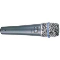 Shure Beta 57A Supercardioid Dynamic Mic