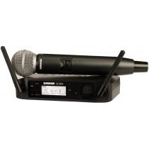 Shure GLXD24 vokal system med SM58