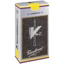 Vandoren V12 CR1935 - 10 stk NR.3,5 flis/rør til klarinett Bb