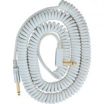 Vox VCC090WH - 9m hvit spiralkabel