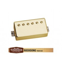 Tonerider Rocksong Neck - Gold Cover