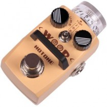 HOTONE SKYLINE STOMPBOX WOOD SAC-1 Single Footswitch Analog Acoustic Guitar Simulator Pedal