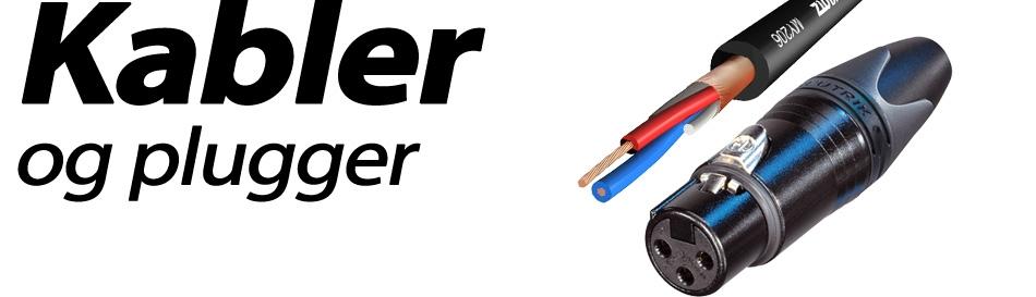 Kabler/Plugger