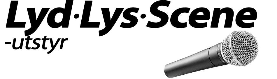 Lyd / Lys / Scene