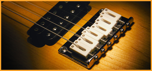Sadler for el-gitar/bass