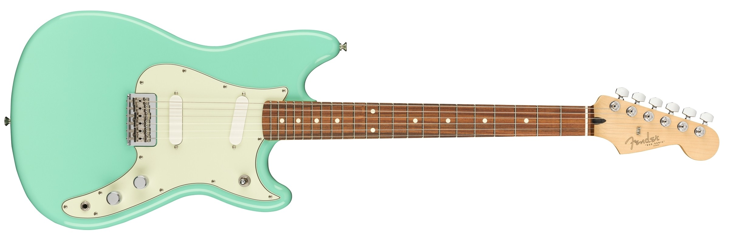 Fender Player Duo-Sonic - Seafoam Green