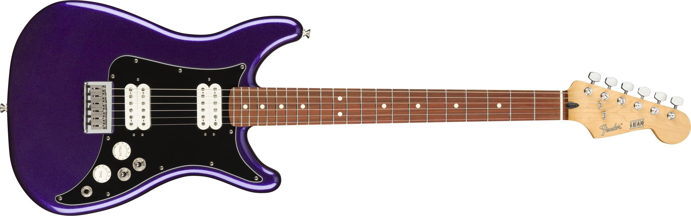Fender Player Lead III - Pau Ferro Fingerboard - Metallic Purple