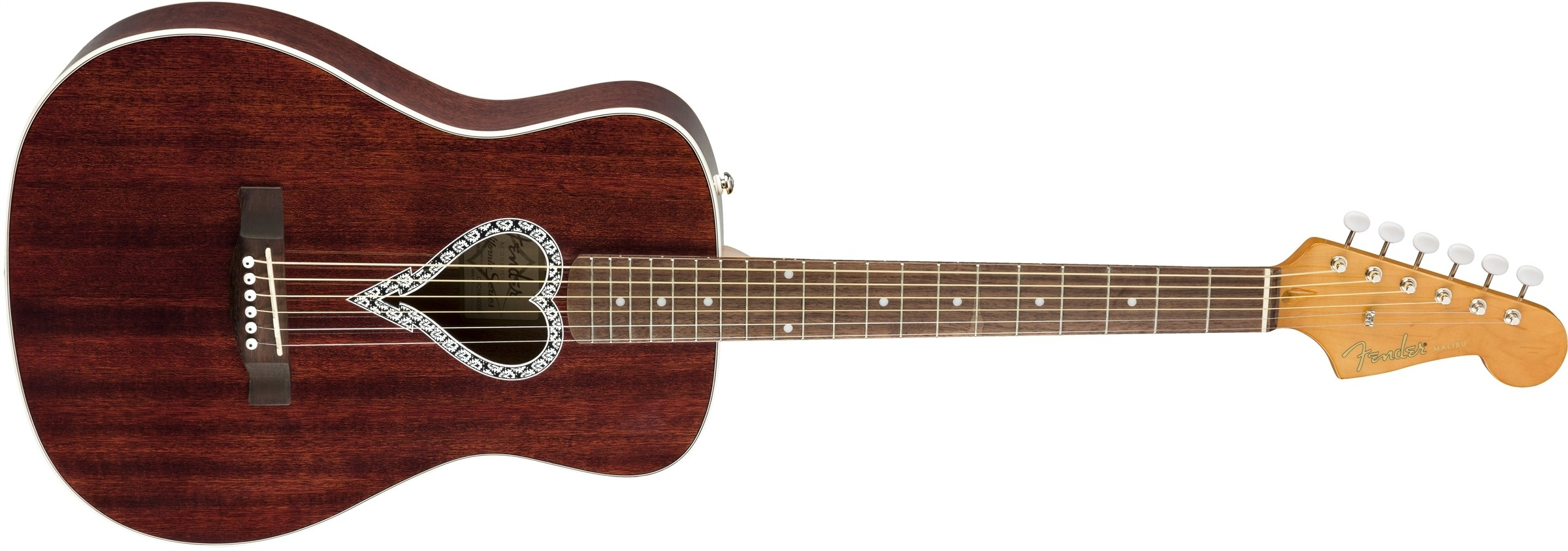 Fender Alkaline Trio Malibu akustisk gitar