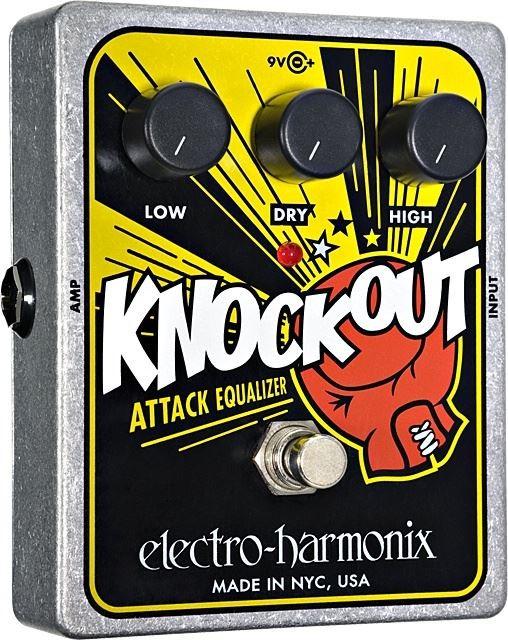 Electro Harmonix KNOCKOUT ATTACK EQUALIZER