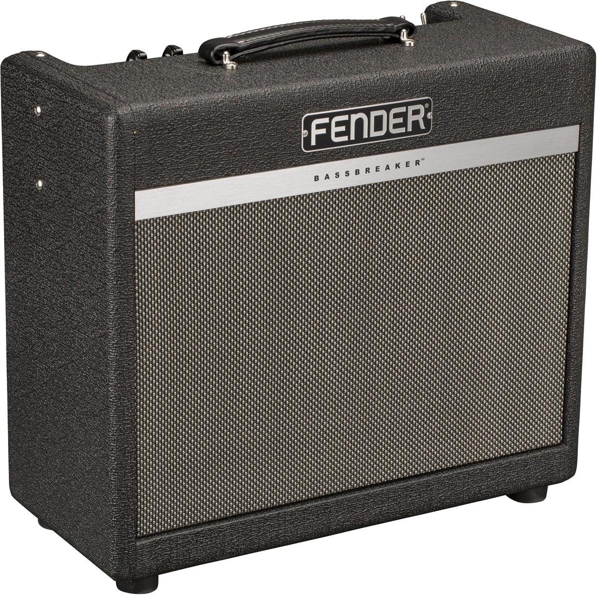 Fender Bassbreaker 15 Combo - Midnight Oil