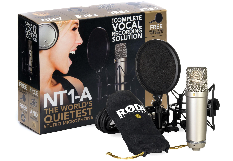 Røde NT1-A kondensator Studio Kit