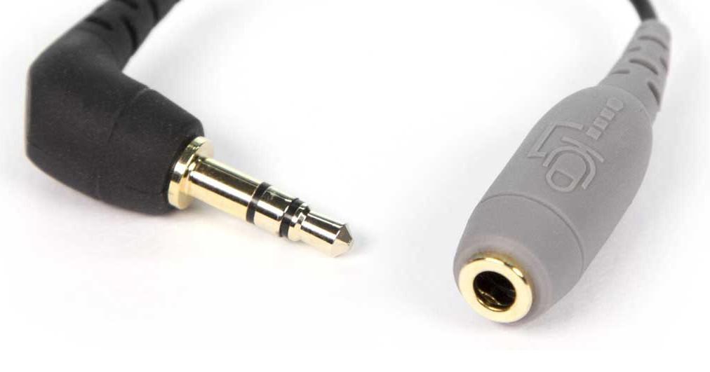 Røde SC3 3.5mm TRS-F - 3.5mm TRS-M for SmartLav+