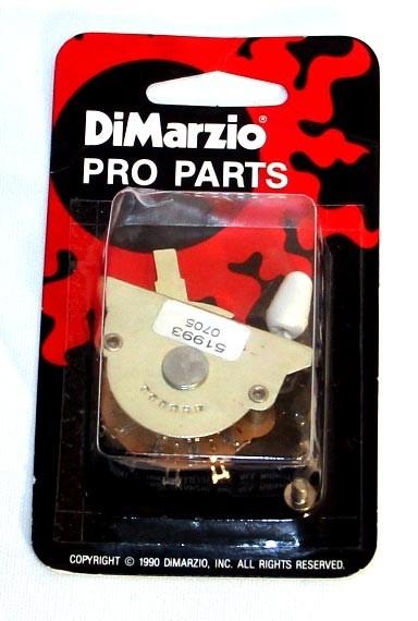 Dimarzio EP1104 5-veisbryter, Strat-type